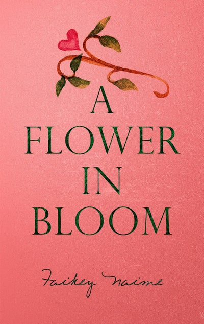 "Image of ""A Flower In Bloom"""
