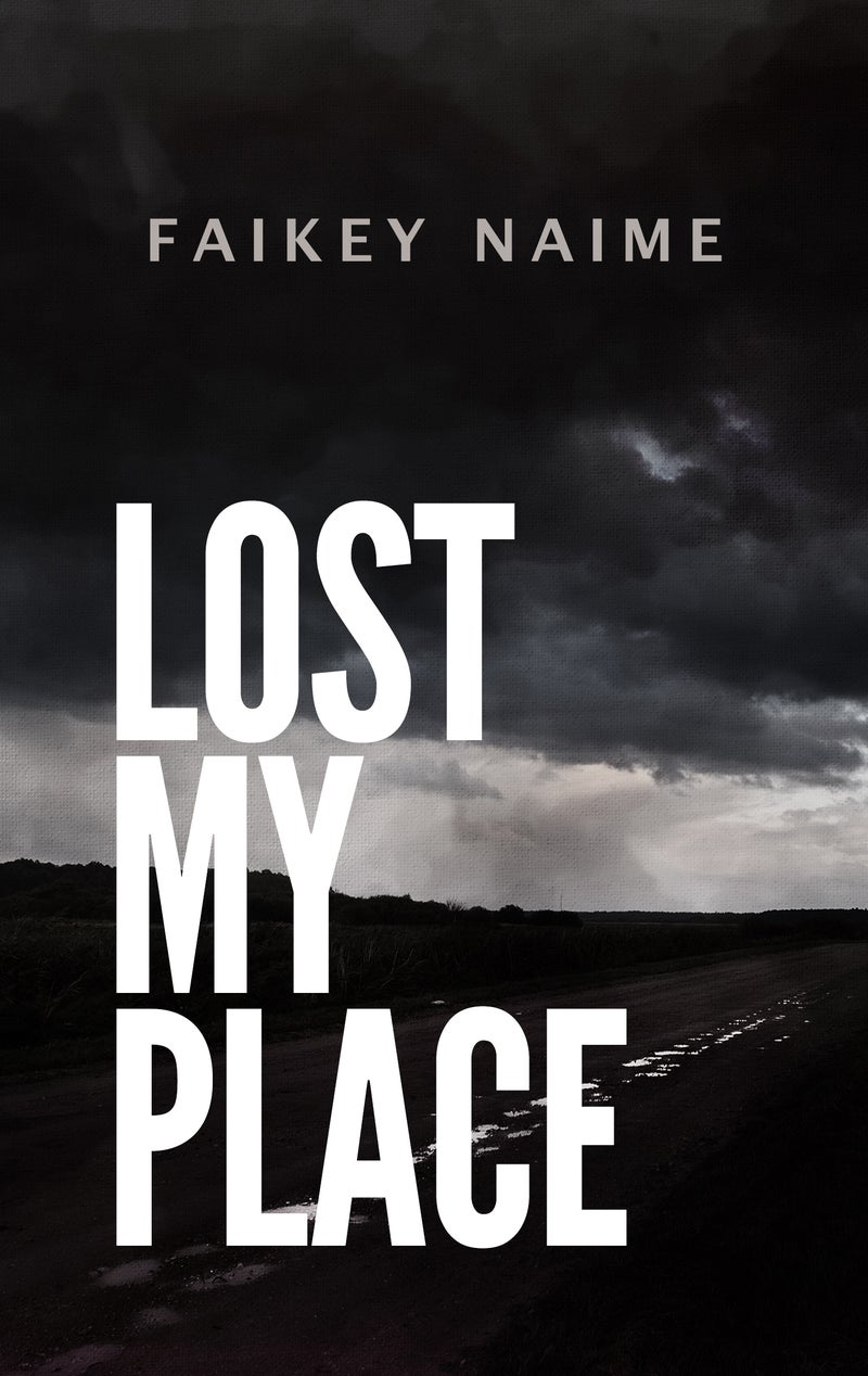 """Image of """"Lost My Place"""""""