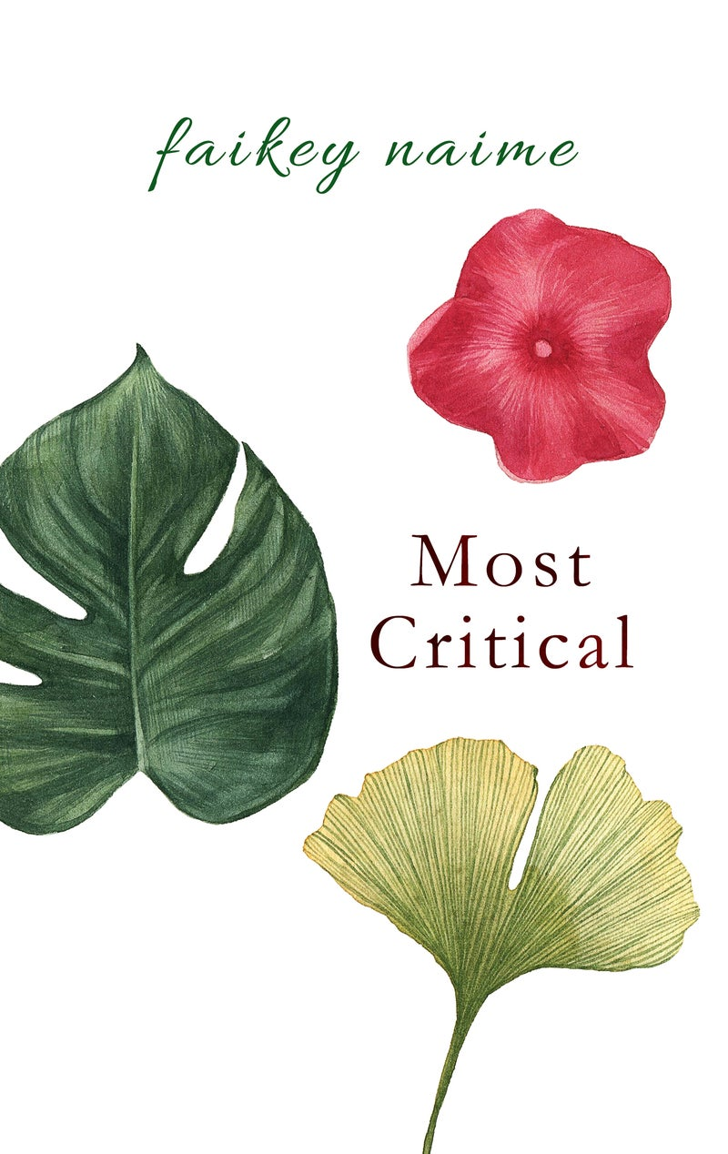 """Image of """"Most Critical"""""""