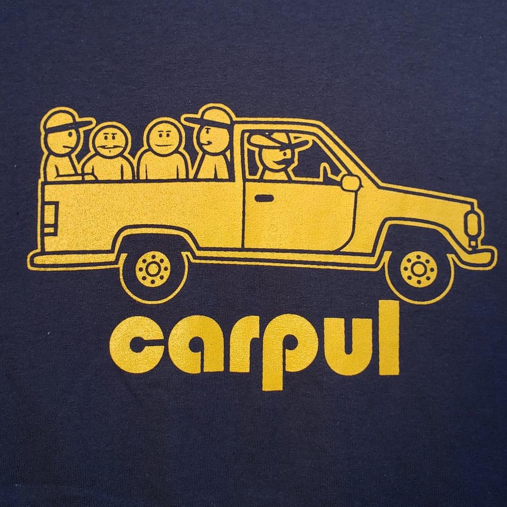 Carpul Men's T-Shirt SMALL, MEDIUM or 3XL