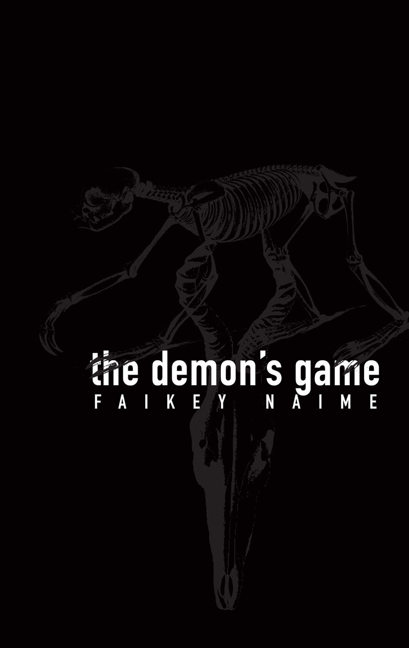 """Image of """"The Demon's Game"""""""