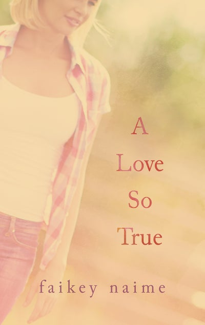 "Image of ""A Love So True"""