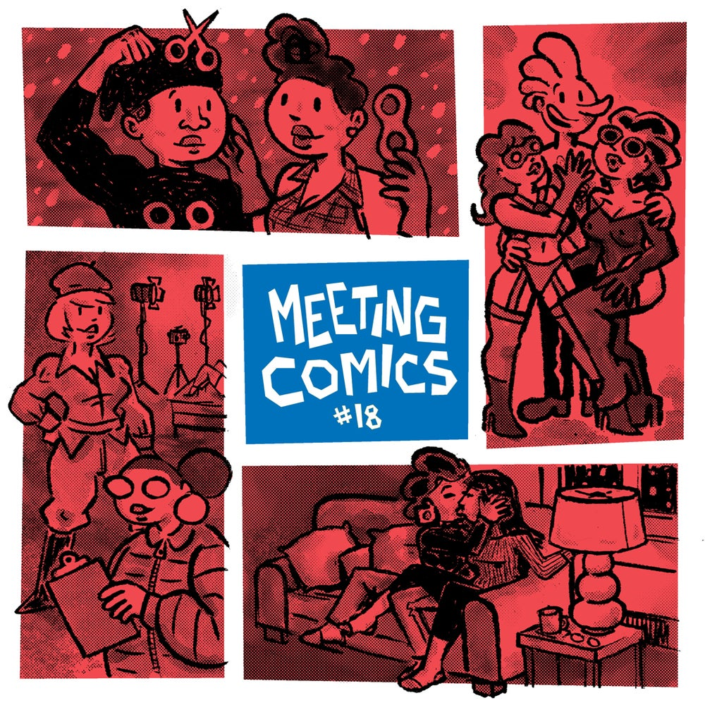 Image of Meeting Comics #18
