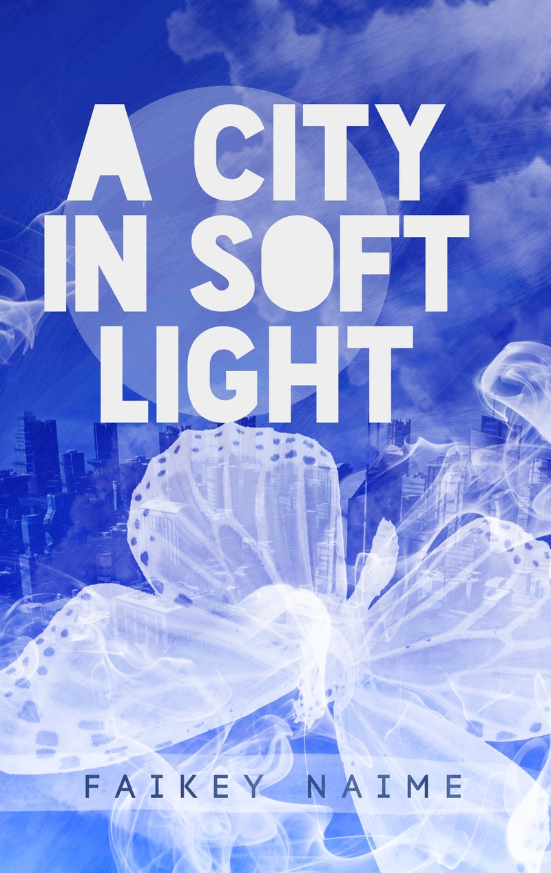 """Image of """"A City in Soft Light"""""""