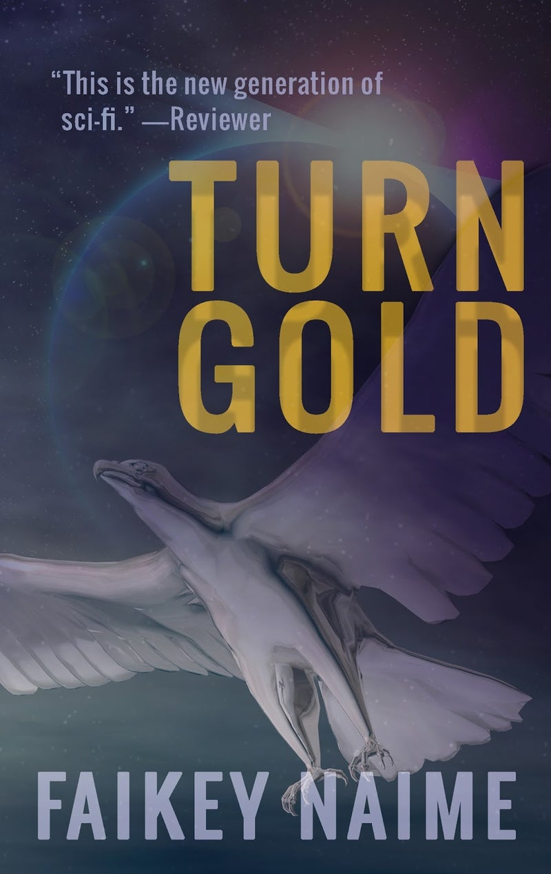 """Image of """"Turn Gold"""""""