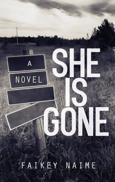 """Image of """"She Is Gone"""""""