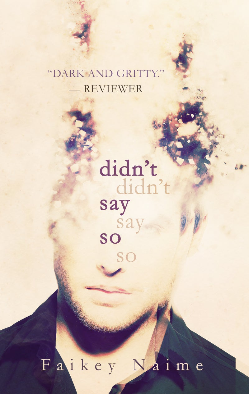 "Image of ""Didn't Say So"""