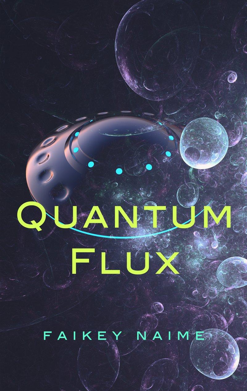 """Image of """"Quantum Flux"""""""