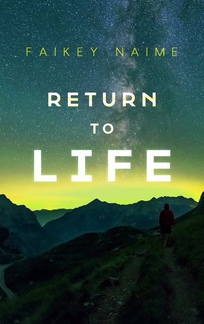 """Image of """"Return To Life"""""""