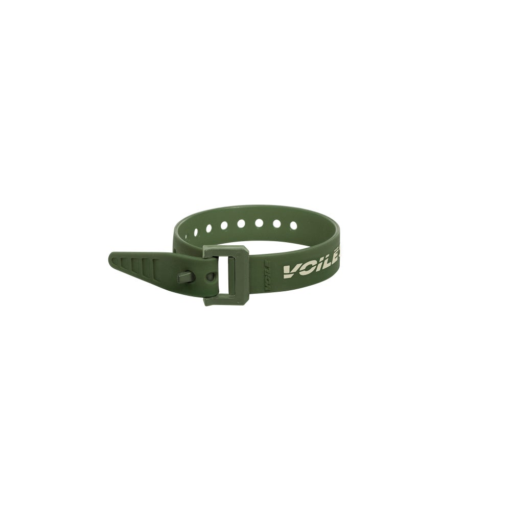 "Image of Voile Straps® 12"" Nylon Buckle — Olive"