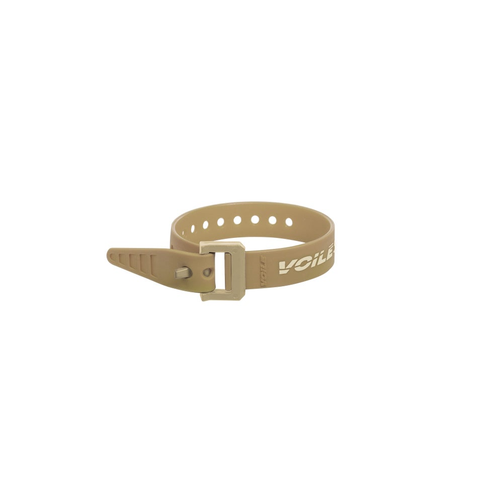 "Image of Voile Straps® 12"" Nylon Buckle — Tan"