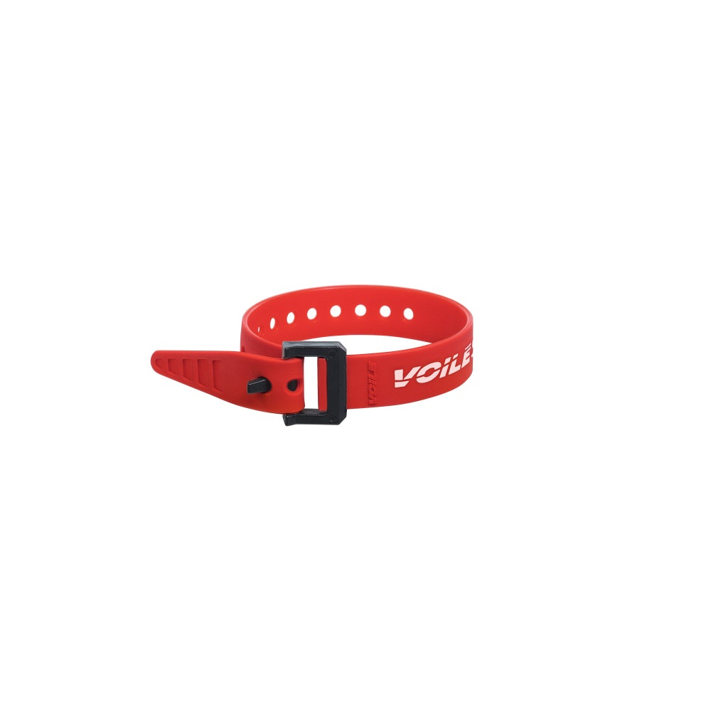 """Image of Voile Straps® 12"""" Nylon Buckle — Red"""