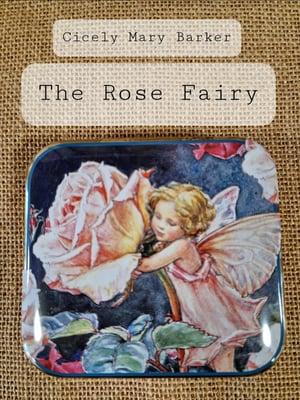 Image of Flower Fairy Tin - Rose Fairy