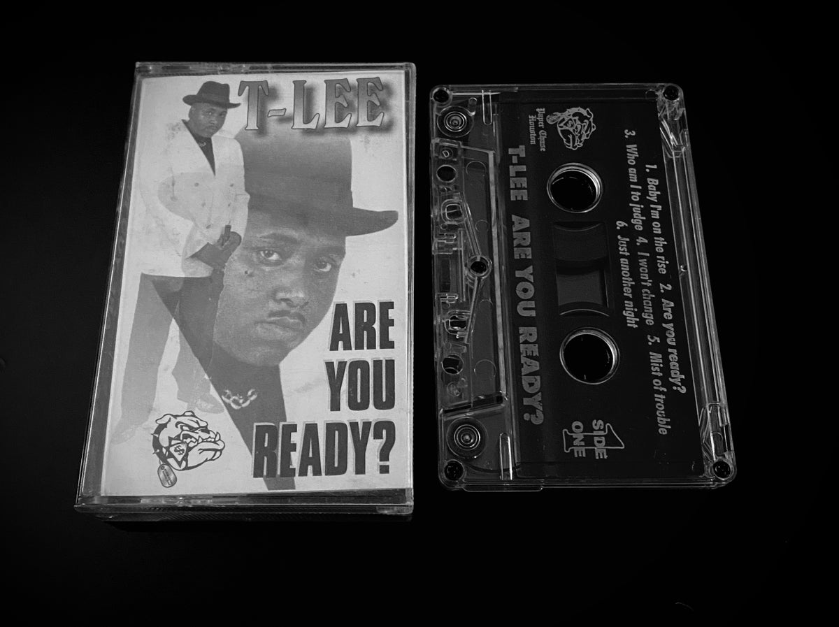 """Image of T-Lee """"Are You Ready?"""""""