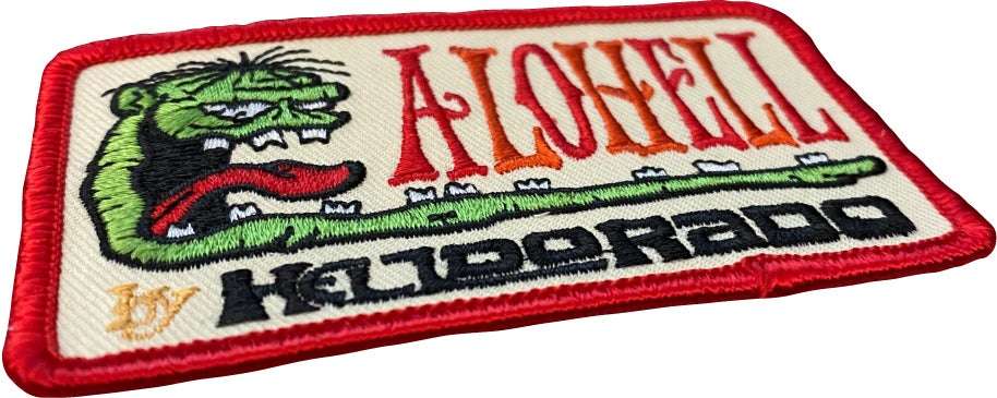 Image of ALOHELL PATCH