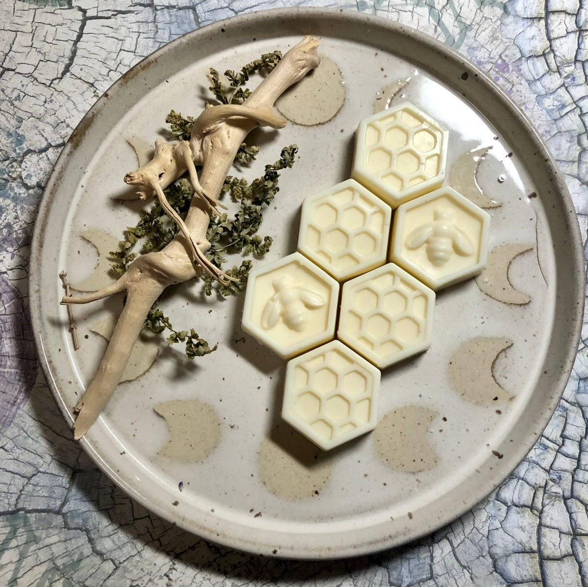 Image of Lavender & Patchouli Coco Soy Wax Melts