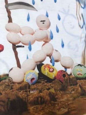 Image of RAINING DAY - ESCARGOOO