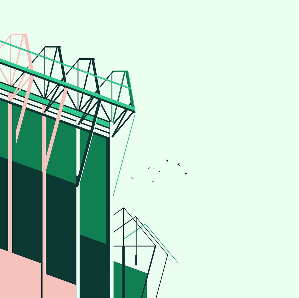 Image of Parkhead ... HOME of Celtic FC