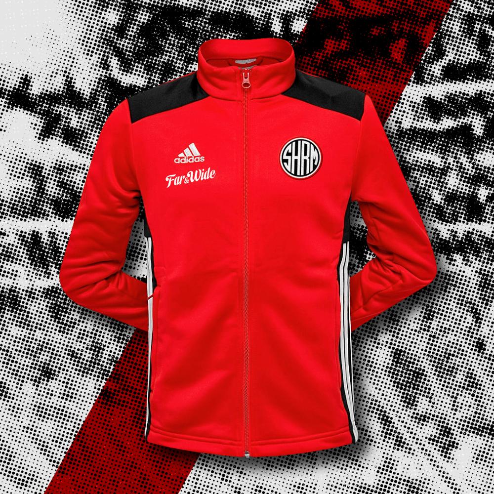 Image of SHRM Millonarios x Adidas 21/22 Tour Jacket