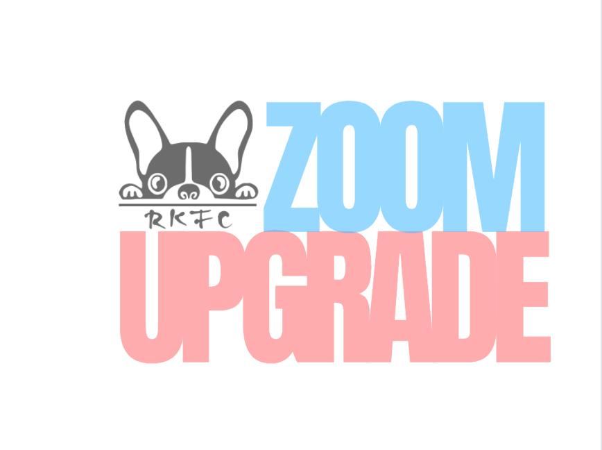 Image of RKFC ZOOM UPGRADE