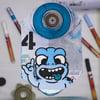 Eiknarf - Blue tones
