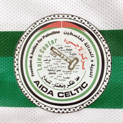 Image of Aida Celtic Replica Jersey (Sponsorless)
