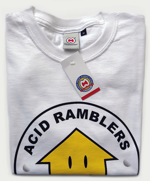 Image of 'ACID RAMBLERS' T-SHIRT