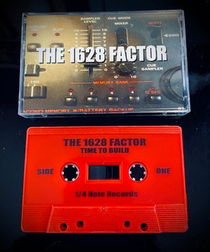 """Image of The 1628 Factor """"Time to Build"""""""