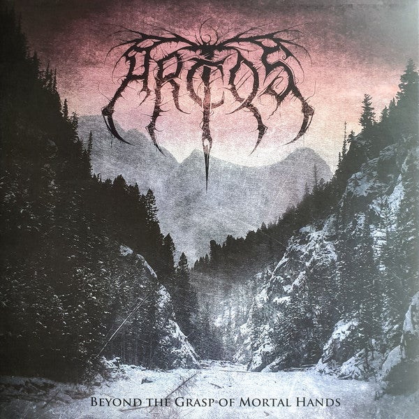 "Image of Arctos  ""Beyond The Grasp Of Mortal Hands"" LP"