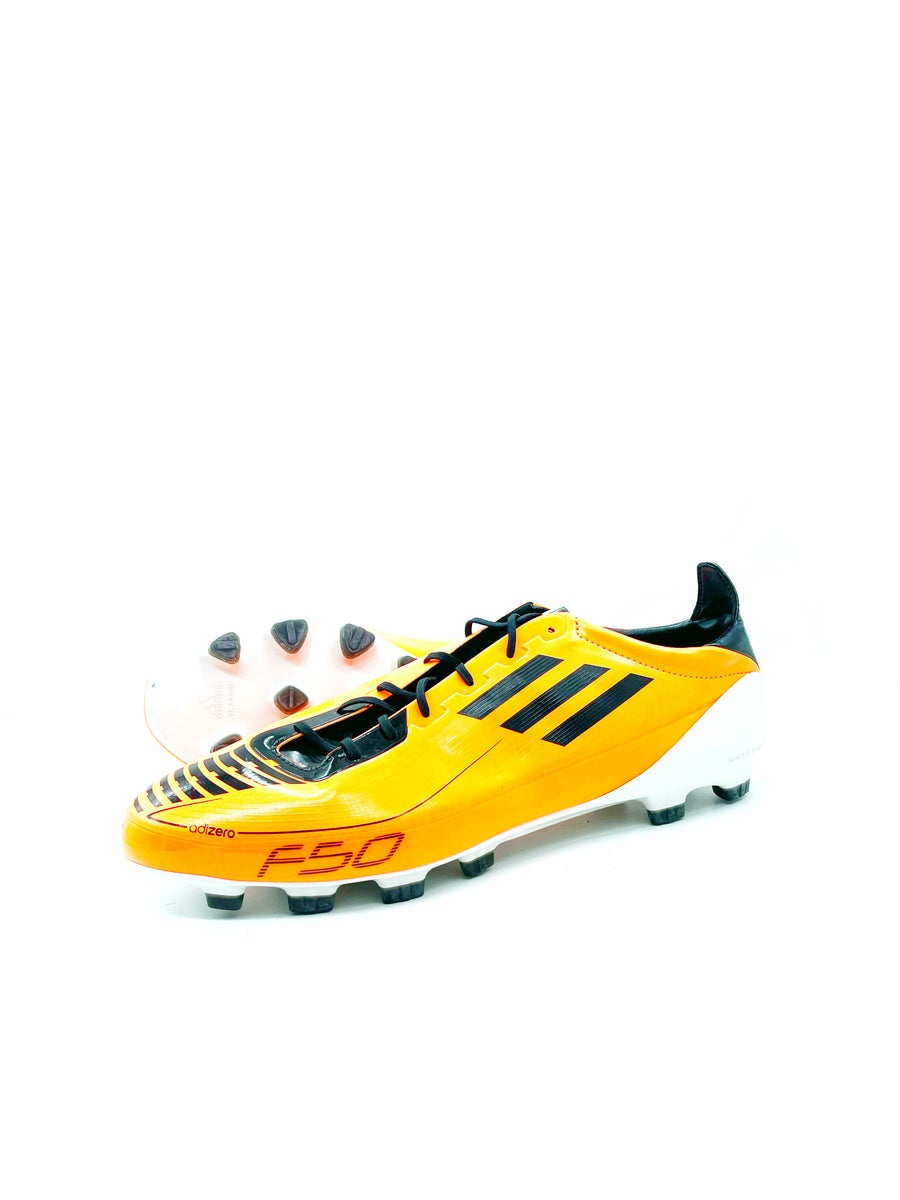 Image of Adidas F50 Adizero orange HG