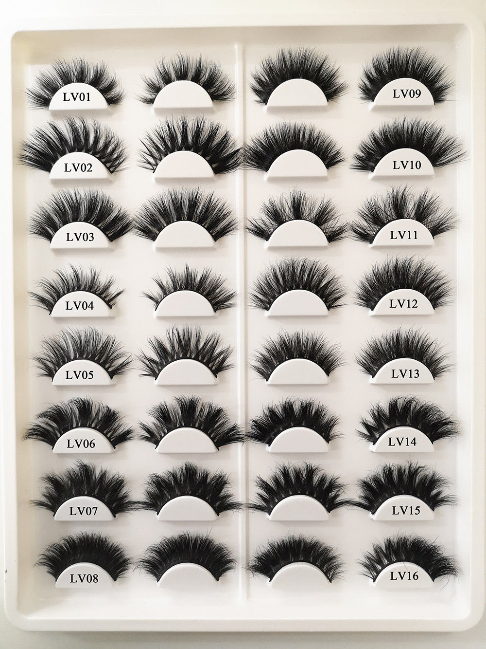 Image of 3D WHOLESALE LASHES
