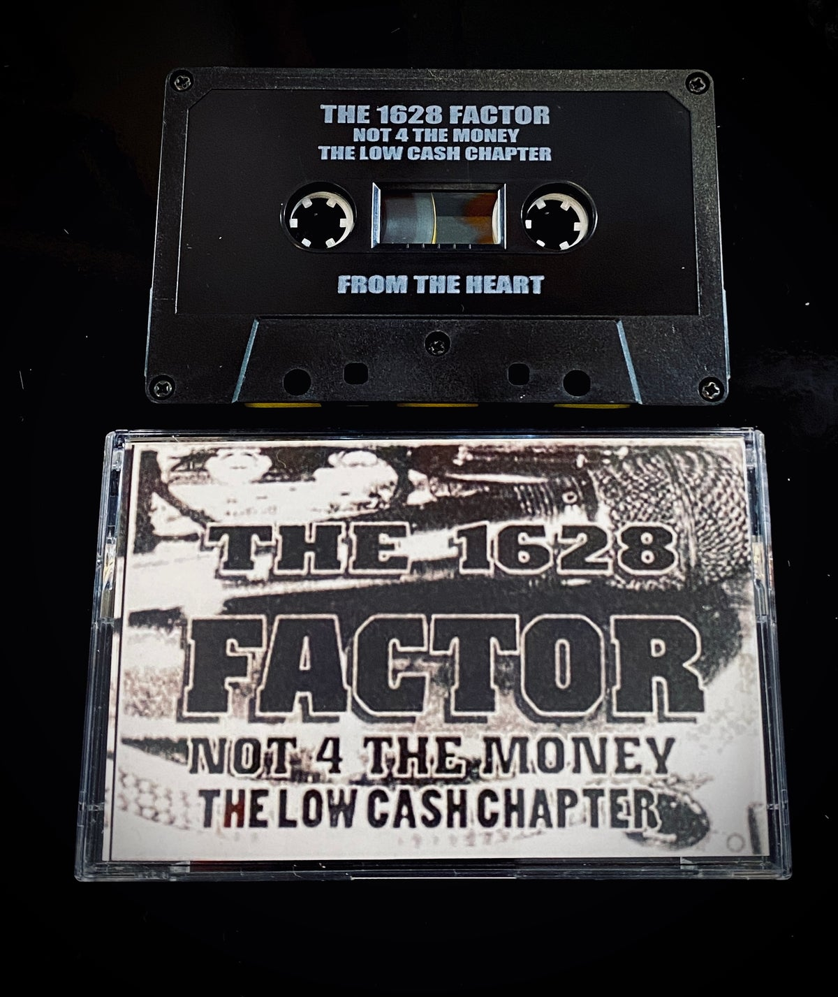 """Image of The 1628 Factor """"Not 4 The Money"""" (The Low Cash Chapter)"""
