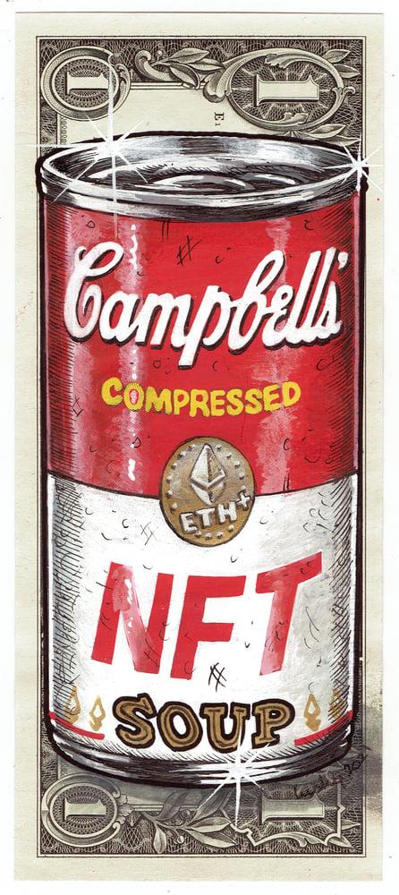 Image of Real Dollar Original. NFT Soup.