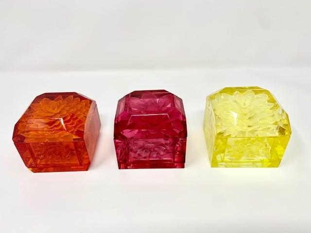 Image of Mini Boxes (Brights)