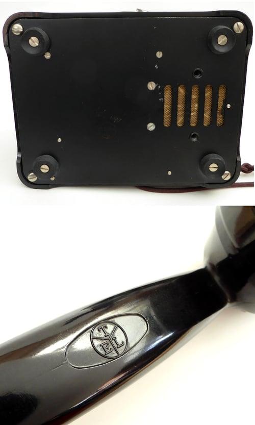 Image of ETL Gecophone Type Telephone