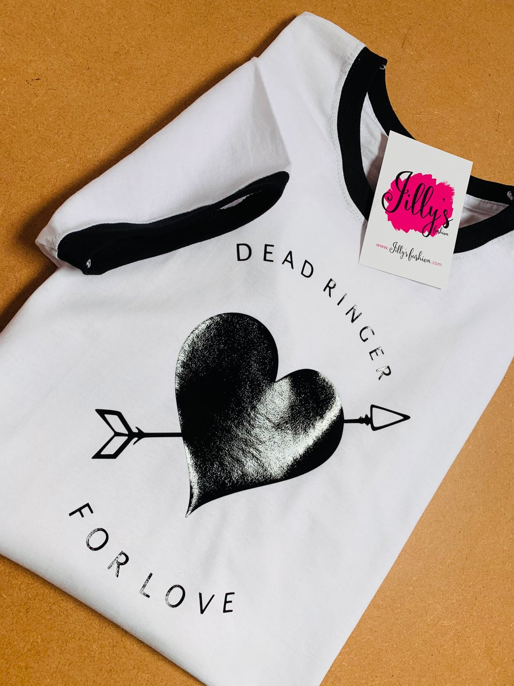 Demi dead ringer for love tee - adult