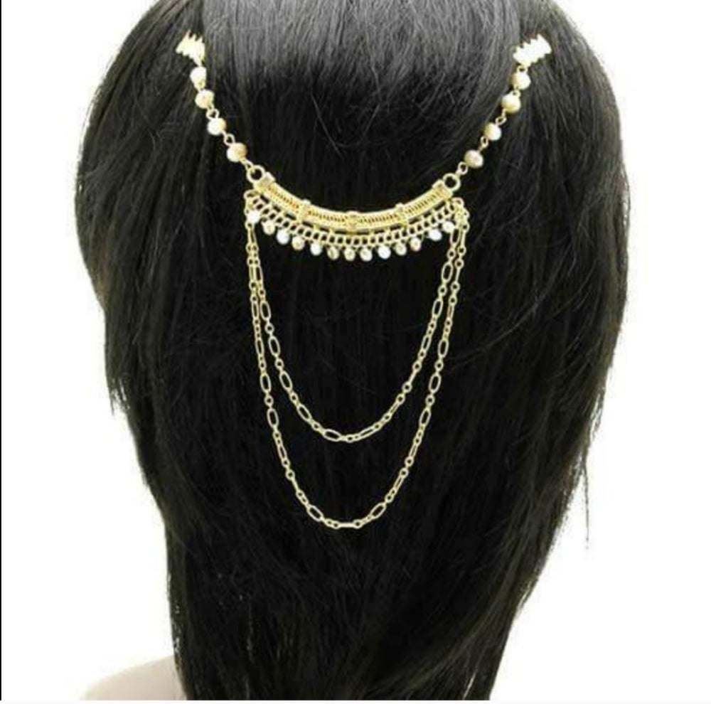 Image of PEARL HAIR ACCESSORY