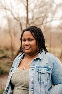 Image of Camryn Garrett -- SIGNED