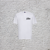 Junior Classic Russell White T-shirt with Judo Logo