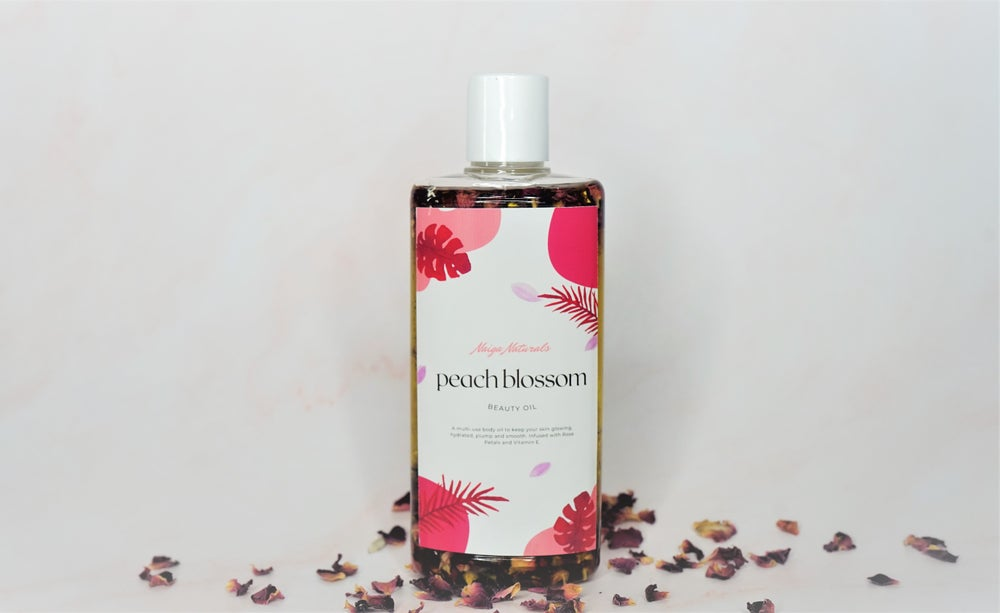 Image of Peach Blossom Beauty Oil