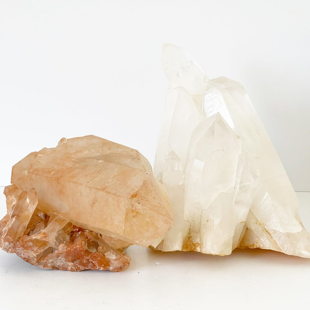 Image of Clear Quartz no.55 Freestanding Specimen
