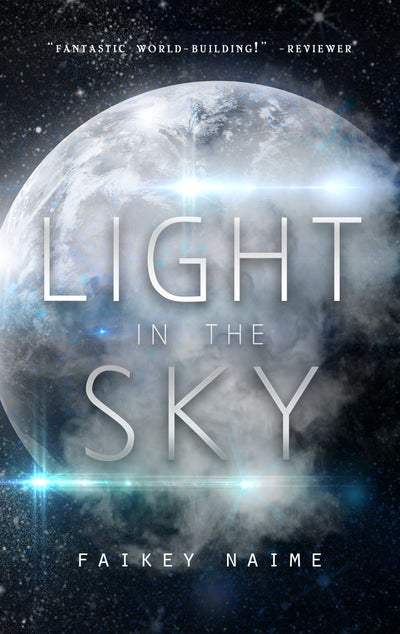 """Image of """"Light In The Sky"""""""