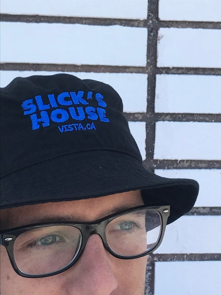 Image of Slicks Liquor X House bucket hat
