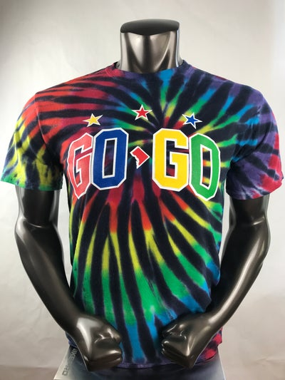 Image of LOVEDCGOGO - Go-Go/BioBay T-shirt
