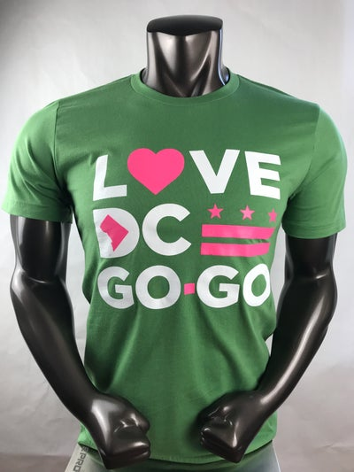 Image of LOVEDCGOGO - Brookland English T-shirt