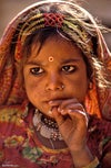 Jaisalmeri Jeune Fille