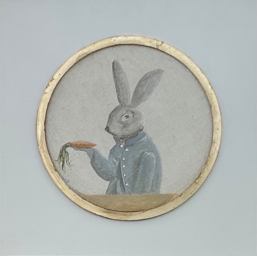 Image of Circle of Rabbit