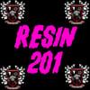 Resin 201: DIY Foils & Transparencies - Friday, April 30th at 12pm