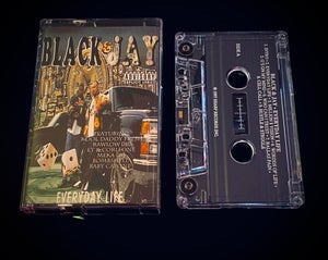"""Image of Black & Jay """"Everyday Life"""""""
