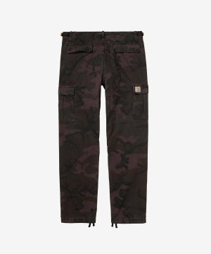 Image of CARHARTT WIP_AVIATION PANT :::PROVENCE CAMO:::